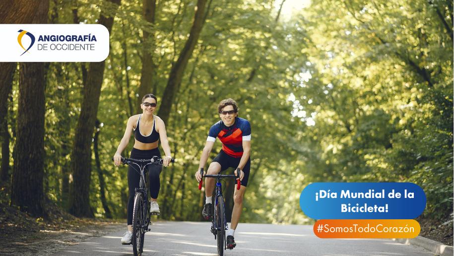 3 de junio, ¡día mundial de la bicicleta!