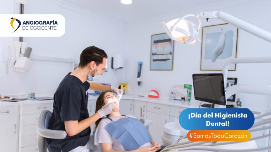 ¡Celebramos el Día del Higienista Dental!